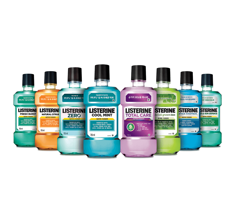 LISTERINE® Products